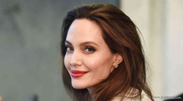 Angelina Jolie Implores Parents to Just Be Honest With Kids