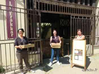 À Gaillon (Eure), la pizzeria-crêperie Le Drakkar mise sur la vente à emporter - Normandie Actu