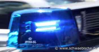 Polizei stoppt 87-Jährigen im Krankenfahrstuhl - Schwäbische