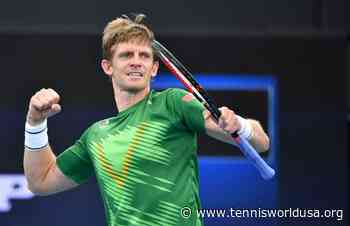 Kevin Anderson hopes Tour break will prolong his career - Tennis World USA