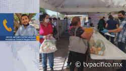 CANACO apoya con despensas a familias en Guamuchil | Lo relevante | Noticias | TVP - TV Pacífico (TVP)