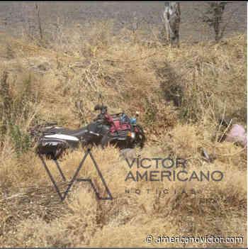 Dos heridos al accidentarse en cuatrimoto en El Guamuchil - www.americanovictor.com