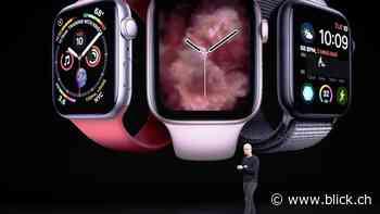 5 Jahre Apple Watch: Vom Ladenhüter zum treuen Begleiter - BLICK.CH