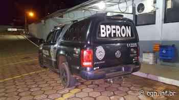 Foragido da cadeia de Piraquara é recapturado pelo BPFron em Guaíra - CGN