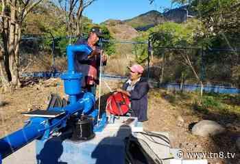 ENACAL rehabilitará dos pozos de agua en la ciudad de Tola, Rivas - TN8 Nicaragua
