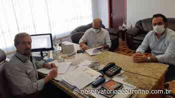 Prefeitura repassa R$ 80 mil para a Santa Casa de Ouro Fino - Observatório de Ouro Fino