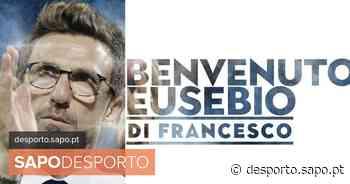 Eusebio Di Francesco é o novo treinador da Sampdória - sapo.pt