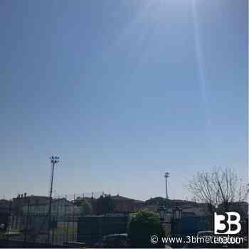 Foto Meteo: Fotosegnalazione Di Ciserano - 3bmeteo