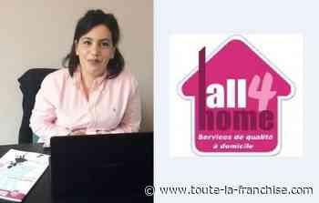 All4home Noisy-le-Sec : une ancienne salariée de Quick se lance en franchise - Toute-la-Franchise.com