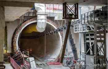 Seine-et-Marne. Les travaux reprennent à Champs-sur-Marne, sur l'un des chantiers du Grand Paris Express - actu.fr