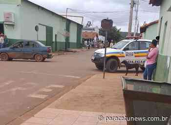 Comerciante reage a assalto e mata criminoso em distrito de Vazante,MG - Paracatunews