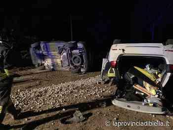 Gli aggiornamenti sull'incidente di Gaglianico - La Provincia di Biella