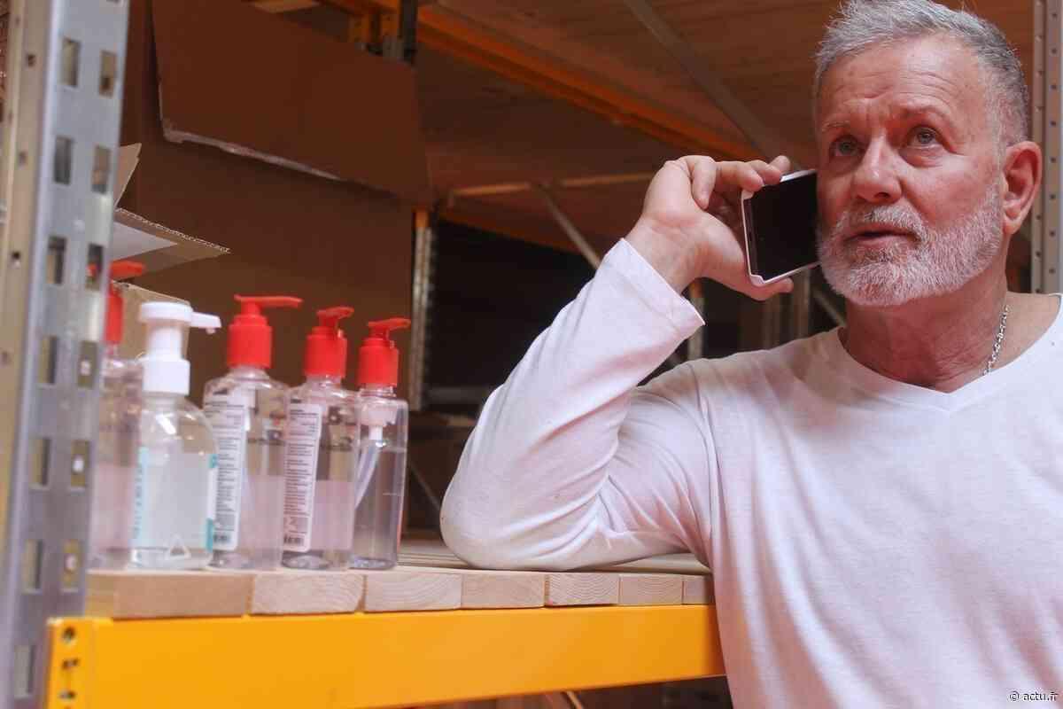 Yvelines. France médical industrie, à Sartrouville : « Au plus fort de la crise, je recevais 100 appels par jour » - actu.fr