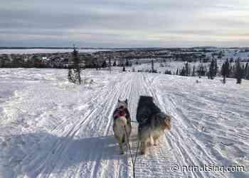 On the trail near Kuujjuaq - Nunatsiaq News