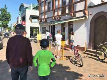 Corona-Lockerung: Erste Kunden in Eggenstein und Stutensee - BNN - Badische Neueste Nachrichten