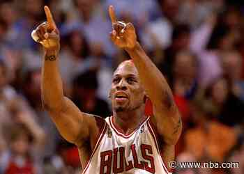The Last Dance isn't complete without the colorful story of Dennis Rodman