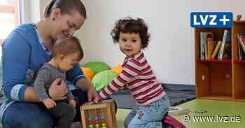 Kinderbetreuung - Eltern atmen auf: Übergangs-Kita in Espenhain endlich fertig - Leipziger Volkszeitung