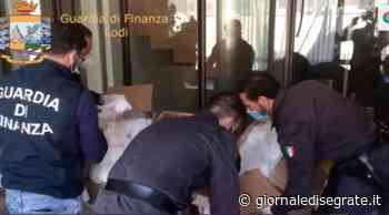 Ricarichi del 700% sul prezzo, sequestrate a Segrate e Pioltello 500mila mascherine - Giornale di Segrate