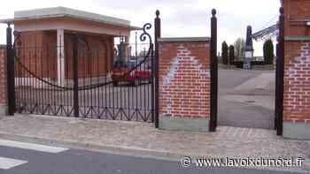 Aniche: les cimetières rouverts à partir de ce lundi - La Voix du Nord