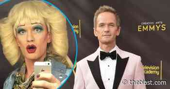 Life Is A Drag For Neil Patrick Harris Right Now - The Blast