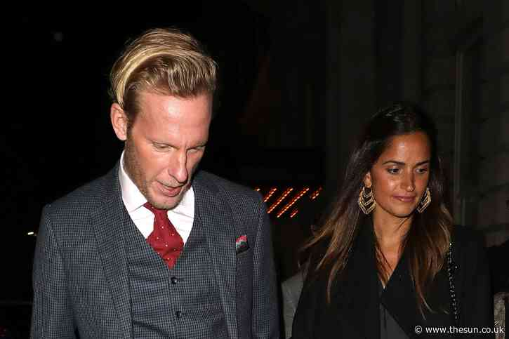 Laurence Fox finds love again with photographer who he met just after his controversial Question Time appearance