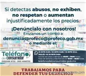 Invita Municipio de Nuevo Casas Grandes a denunciar abusos en precios de artículos de primera necesidad - Juárez a Diario