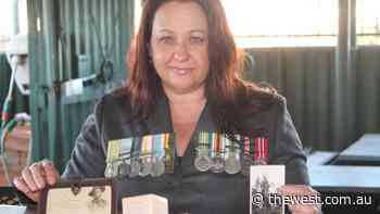 Military service runs in the family for RSL secretary - The West Australian