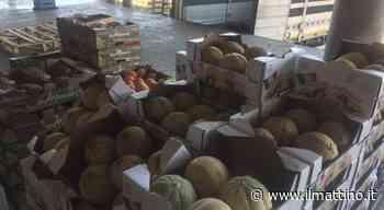 Frutta e verdura in vendita al Lago Patria: multati titolare e cliente - Il Mattino