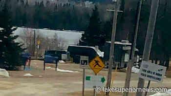 Strong Police Presence in Nipigon - Lake Superior News