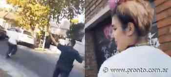 Liberaron a la mujer que mordió a un policía en Villa Ballester - Revista Pronto