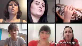 VIDÉO | Tarnos : une chanson contre les violences conjugales - France Bleu