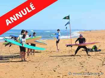 Surf Découverte Tarnos 30 mai 2020 - Unidivers