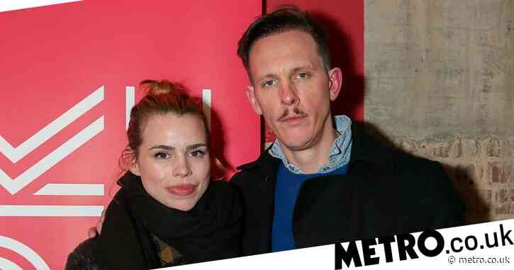 Laurence Fox recalls furious rows with ex wife Billie Piper - Metro.co.uk