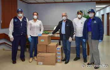Cementos Cibao dona materiales e insumos al Hospital Antonio Fernández Baitoa en Santiago - CDN