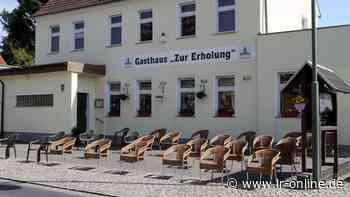 Coronakrise: Gastwirte aus Lauchhammer stellen die Stühle raus - Lausitzer Rundschau