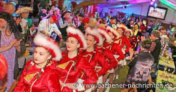 Sitzung in Walheim: Stimmung pur im Festzelt - Aachener Nachrichten