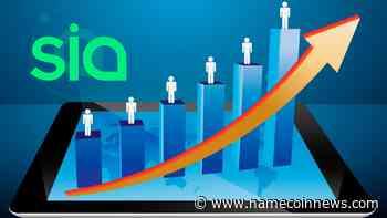 Siacoin (SC) Lacks Momentum Yet Spikes Above $0.0014 - NameCoinNews
