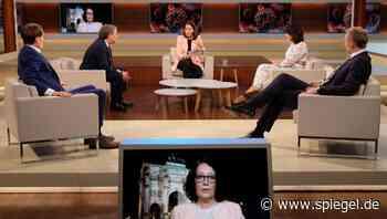 """""""Anne Will"""" zu Corona-Lockerungen: """"Das ist total auf Kante genäht"""""""
