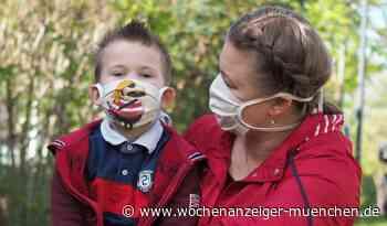 Masken nähen für Pullach / Gemeinde stellt Stoff zur Verfügung - 25.04.2020 - Wochenanzeiger München