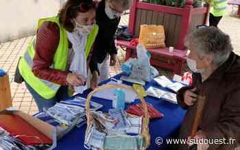 """A Latresne, les """"masques du coeur"""" distribués ce dimanche sur le marché - Sud Ouest"""