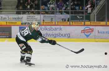 Kanadier geht in sein achtes Jahr im Ellental Matt McKnight bleibt bei den Bietigheim Steelers - Hockeyweb.de