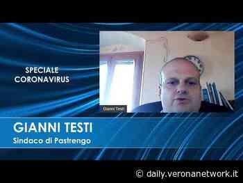 Il sindaco di Pastrengo: «Per ora siamo un'isola felice» - Daily Verona Network