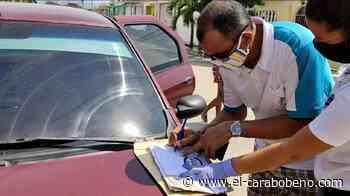 Iniciado Plan de Identificación Vehicular en el municipio Guacara - El Carabobeño