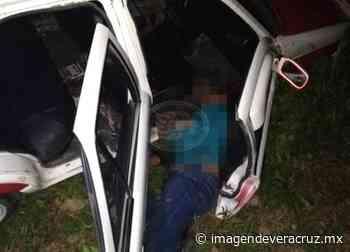 Taxista de Agua Dulce aparece degollado en la colonia Díaz Ordaz - Imagen de Veracruz