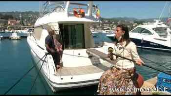 Coronavirus, la quarantena di una coppia su uno yacht - Primocanale