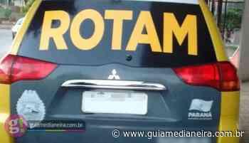 Medianeira: ROTAM cumpre mandado de prisão no Loteamento Pitangueiras - Guia Medianeira