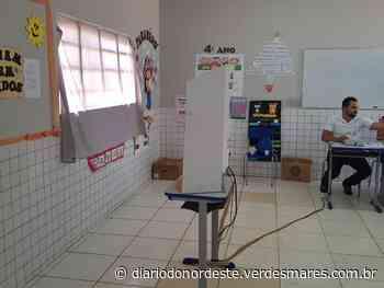 Eleição suplementar em Aracoiaba segue tranquila; resultado deve sair às 20h - Diário do Nordeste