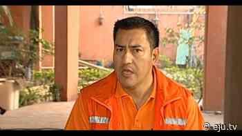 El Supertanker llega mañana y trabajará sobre Charagua y Puerto Busch - eju.tv