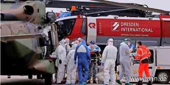 Covid-19 - Dresden und Coswig nehmen weitere Coronavirus-Patienten aus Frankreich auf - Dresdner Neueste Nachrichten