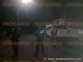 Persecución a balazos entre civiles causa pánico, en Santiago Tuxtla - alcalorpolitico